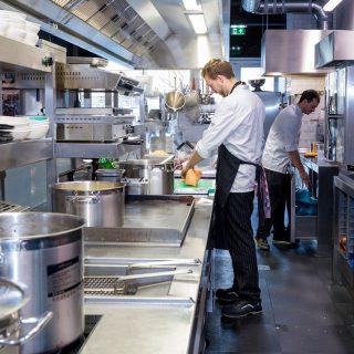 Restaurants droogers koel en keukeninnovatie for Fellini leeuwarden