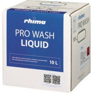 RHIMA Pro Wash Liquid Doorschuifmachine
