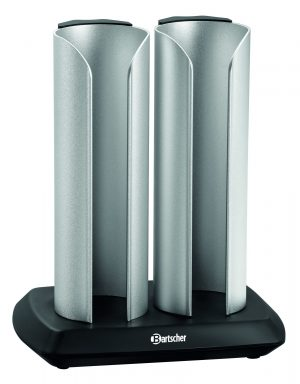 Bartcher Kopjesverwarmer T160 -16 kopjes