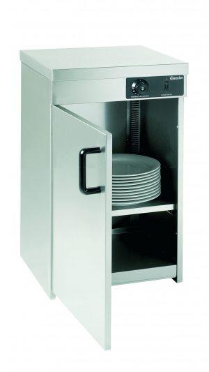 Bartcher Warmkast 1DR - 25-30 borden