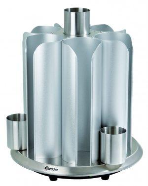 Bartcher Kopjesverwarmer CNS - 48 kopjes