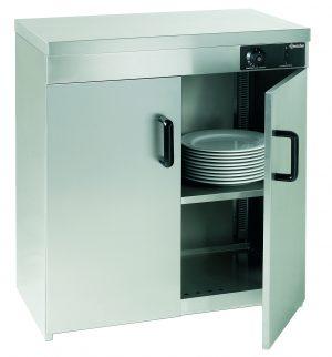 Bartcher Warmkast 2DR - 110-120 borden