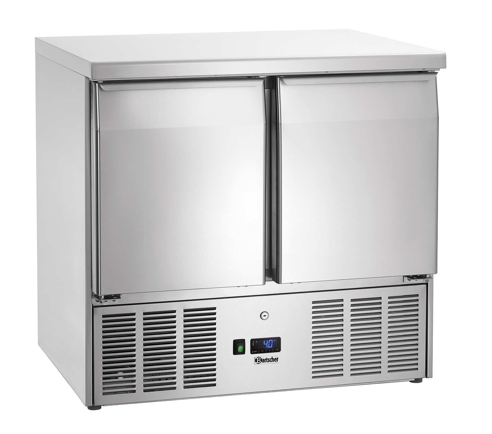 Bartscher Mini-koelwerkbank 901T2 - 159 liter
