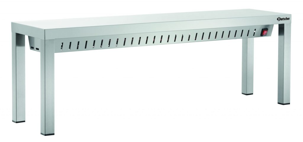Bartcher Warmtebrug WBS800 - 1 Infrarood lamp - 800 mm
