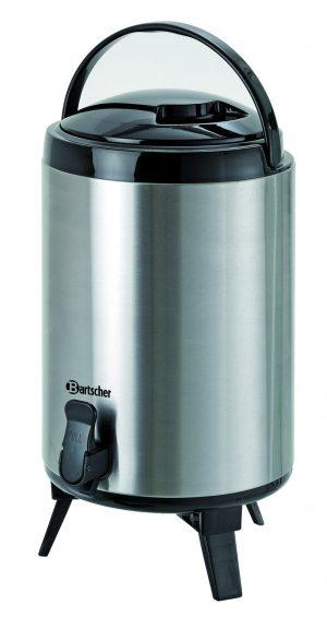Bartcher Iso-Dispenser CNS - dubbelwandig - 9L