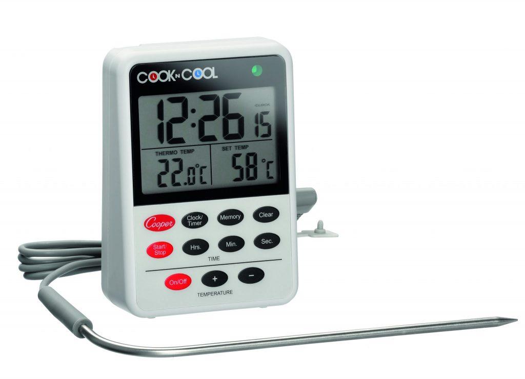 Bartscher Thermometer D2000 KTP -31 °C tot 200 °C