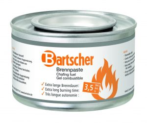Bartcher Brandpasta Bartscher 200 g - 72 st