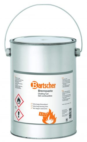 Bartcher Brandpasta Bartscher 3,2 kg - 4 st