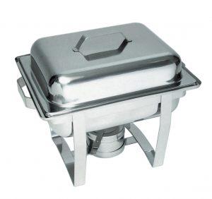 Bartcher Chafing Dish - 1/2GN, 65 mm diep - stapelbaar
