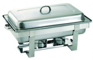 Bartcher Chafing Dish - 1/1GN, 65 mm diep - stapelbaar