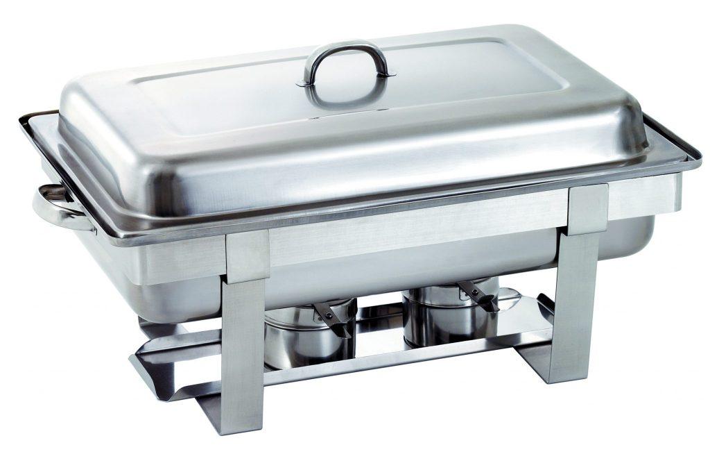 Bartcher Chafing-dish Elektrische - 1/1 GN, 65 mm diep