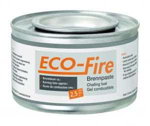 Bartcher Brandpasta Eco-Fire 200 g - 48 st