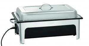 Bartcher Chafing Dish Electrisch - 1/1GN, 100 mm diep - 13,5 L