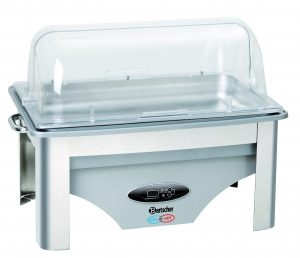 Bartcher Chafing Dish - 1/1GN, 65 mm diep - Cool + Hot