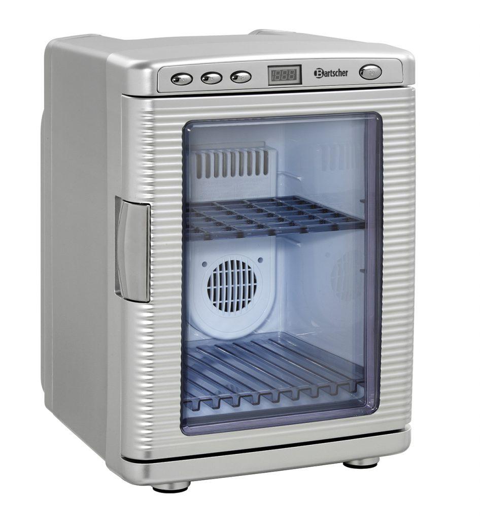 Bartscher Koelkast Mini - 19 liter - Zilver