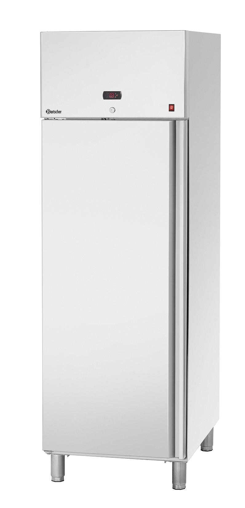 Bartscher Koelkast 2/1GN - CNS - 700 liter - Zilver