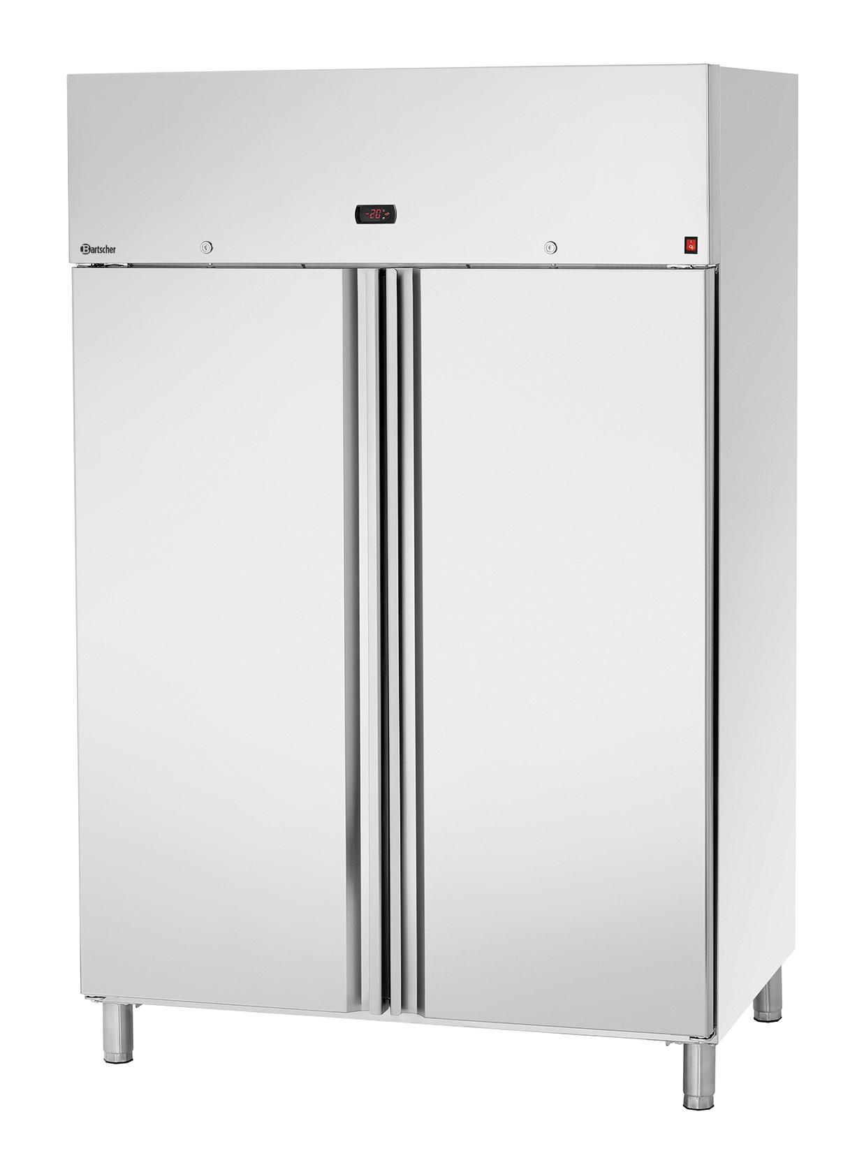 Bartscher Vrieskast 2/1GN - CNS - 1400 liter - Zilver
