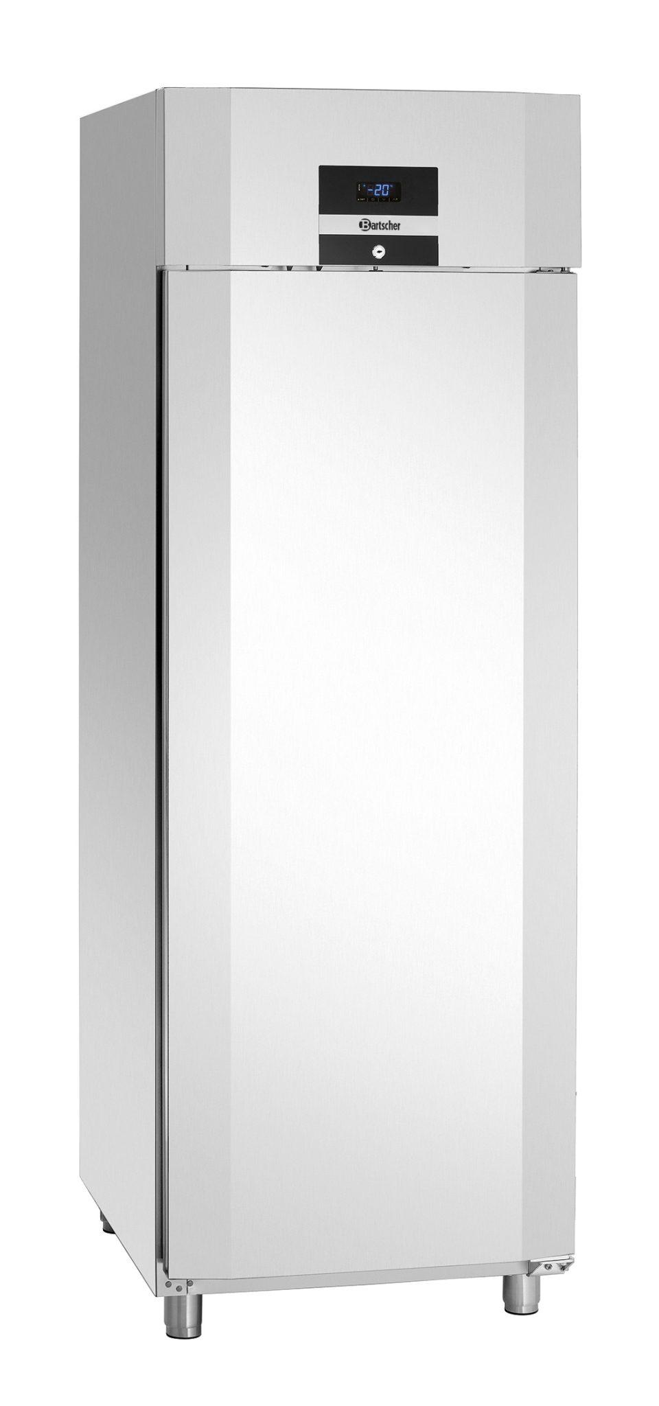 Bartscher Vrieskast GN210 - 700 liter - Zilver