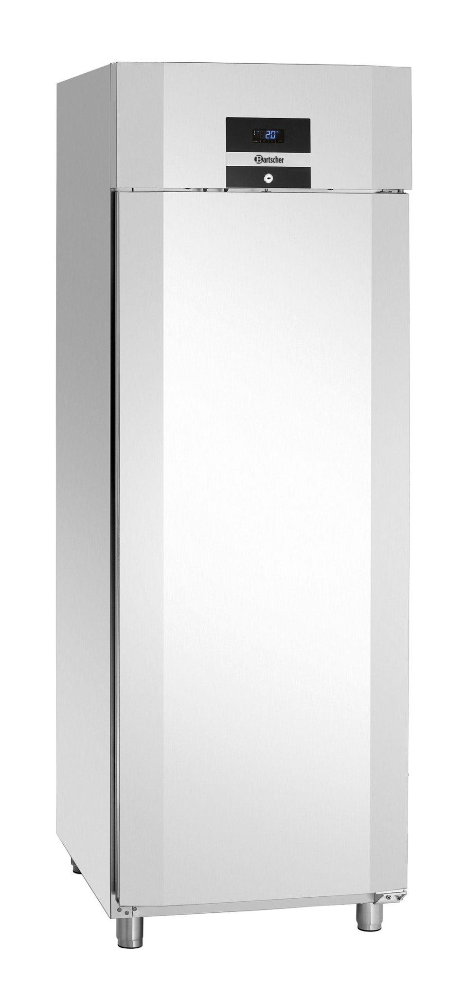 Bartscher Koelkast GN210 - 700 liter - Zilver