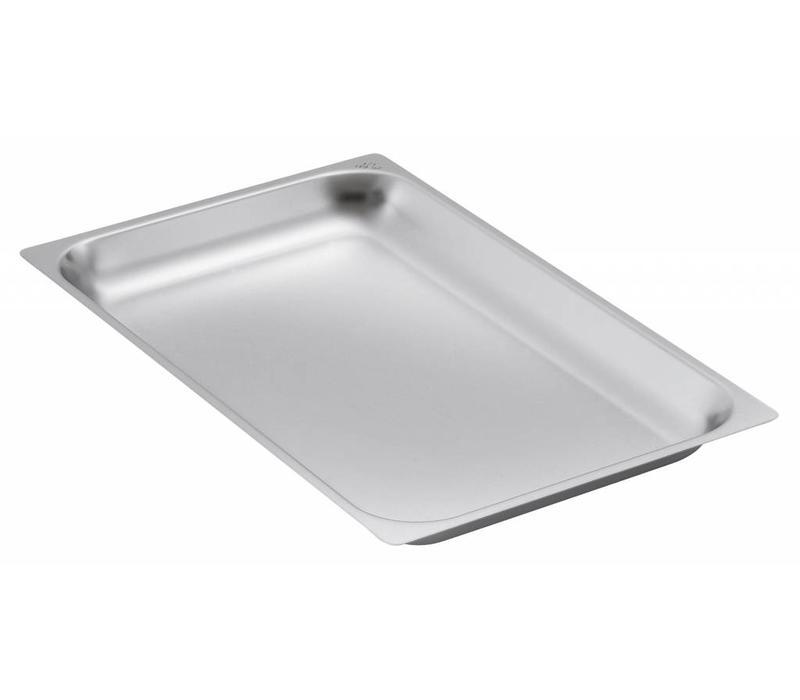 Bartcher Bakblik - 1/2 GN, 65 mm diep - met versterkte rand