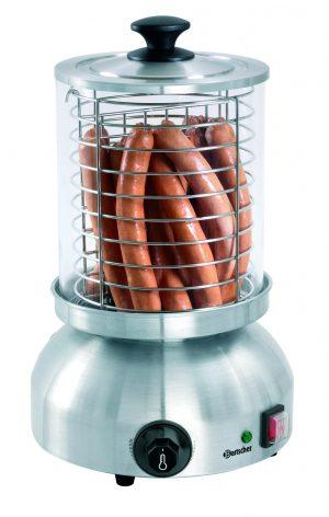 Bartcher Hotdog koker - ?200mm, H 240 mm, cilinder