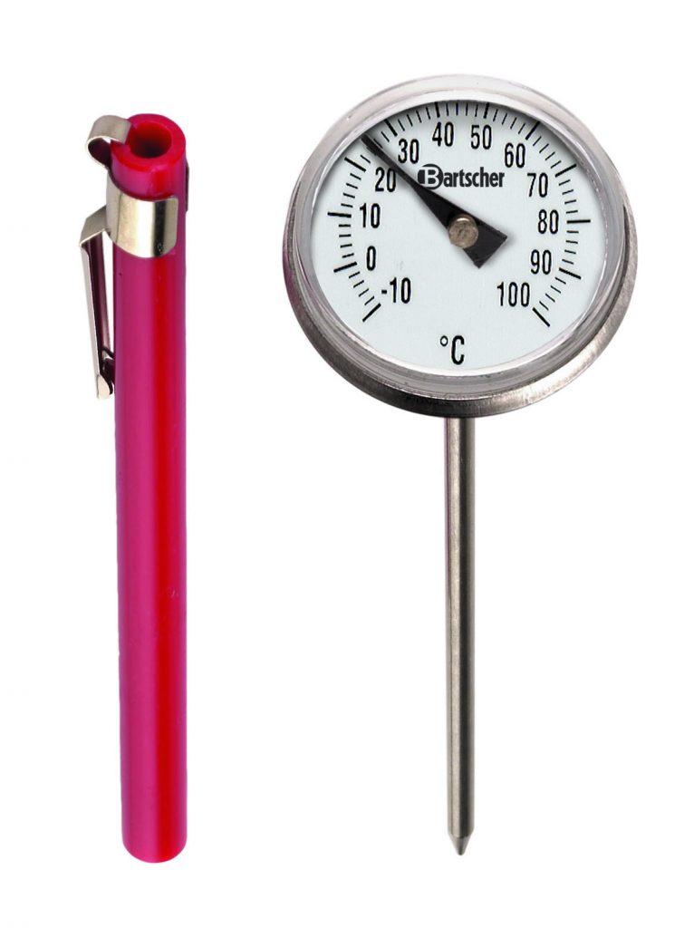 Bartscher Insteekthermometer - Analoog