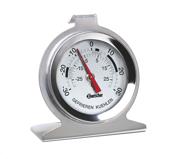 Bartscher Koelkastthermometer -30 tot 30 °C