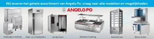 Angelo Po horeca keuken apparatuur voor professionele keukens