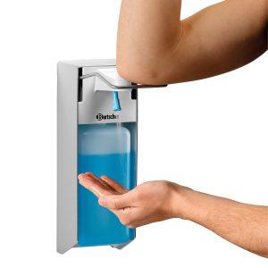Bartscher Desinfectie Dispenser