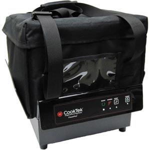 CookTek Thermacube Delivery system Compleet - Tall - Droogers Koel- en  Keukeninnovatie