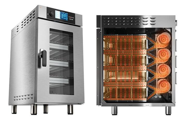 Alto Shaam Multi Cook Oven - horeca apparatuur